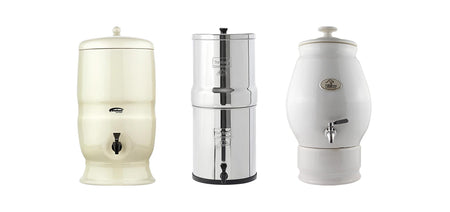 Gravity Urn Water Filters Collection Page
