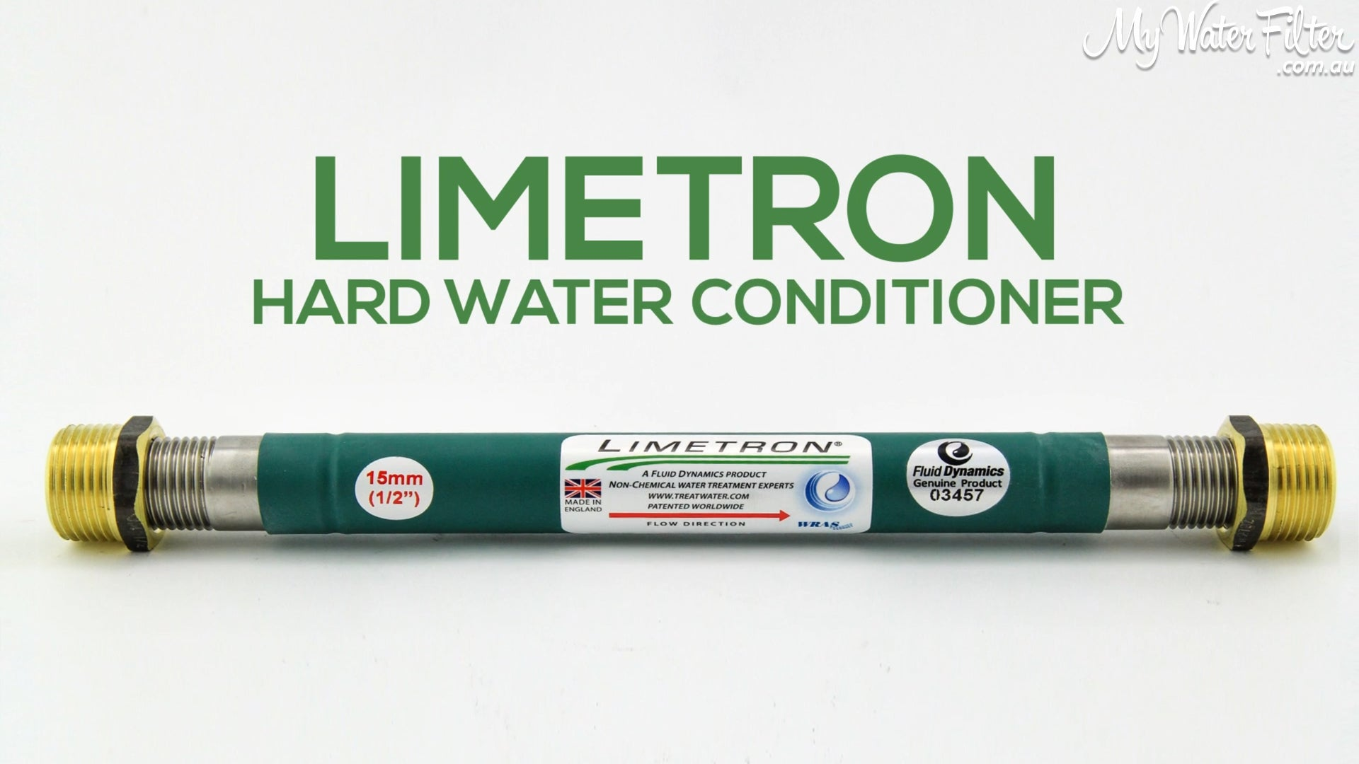 Limetron Hard Water Conditioner