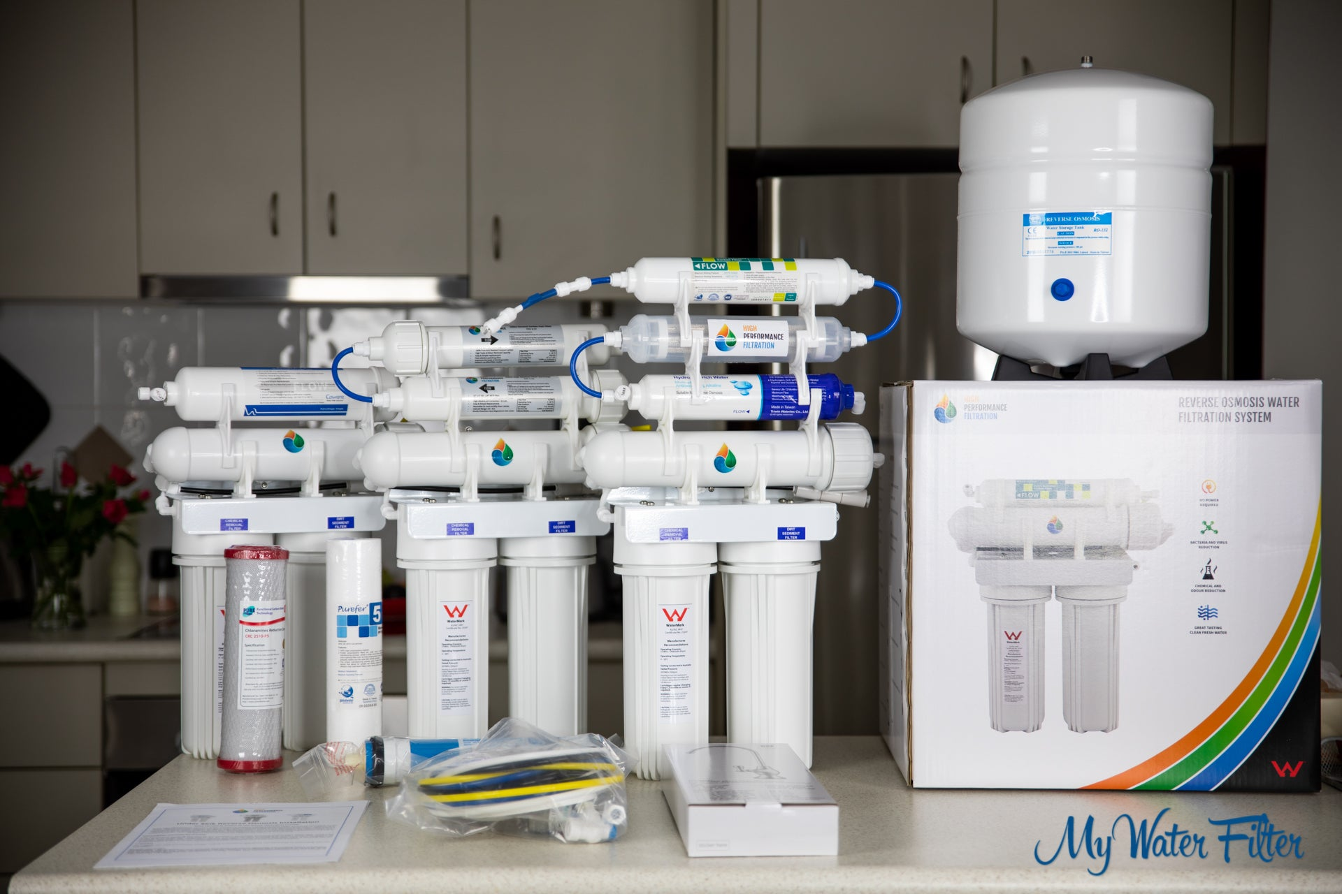 Reverse Osmosis Undersink Systems