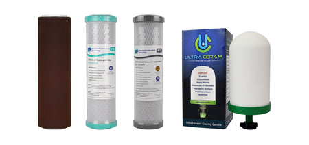 Water Filter Cartridges Collection Page