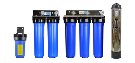 Whole House Water Filters Collection Page