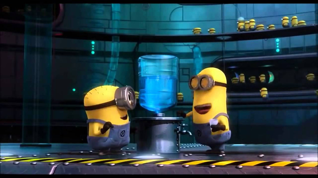 minions-water-cooler