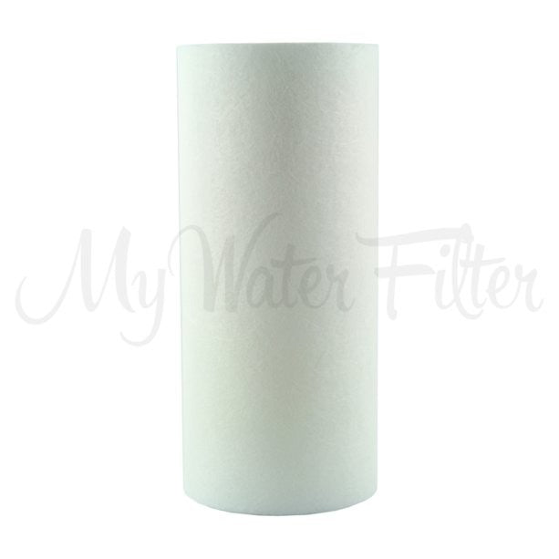 "Replacement Cartridge Pack for MWF 10"" x 4.5"" Twin Big Blue Whole House Water Filter System"