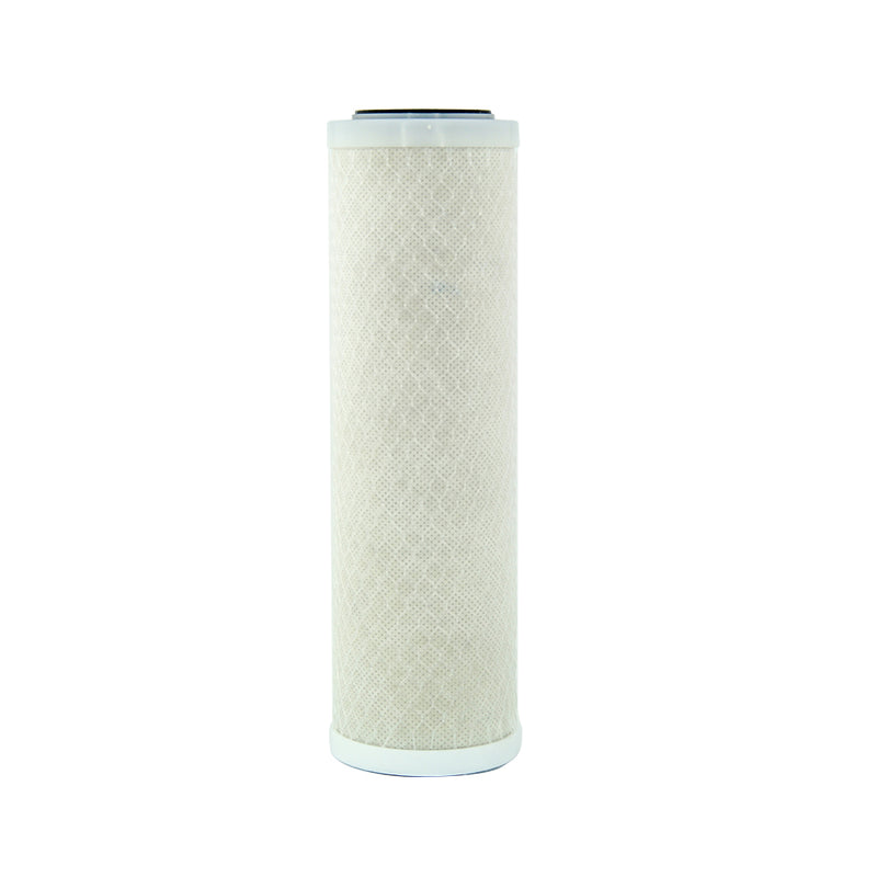 "5 Micron Carbon Block Water Filter Replacement Cartridge 9"" x 2.5"""