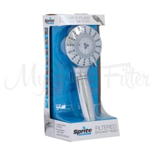 Sprite Pure 7 Stage Hand Held Shower Head
