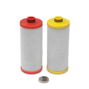 Aquasana AQ-5200R Replacement Cartridge Pack to suit Aquasana 2 Stage Under Counter Drinking Water Filter