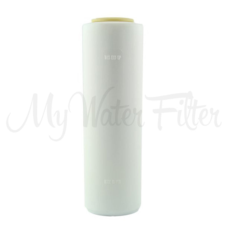 "ULTRAPURE Aragon 10"" Triple Under Sink Water Filter System with Fluoride Removal & Sediment Protection"
