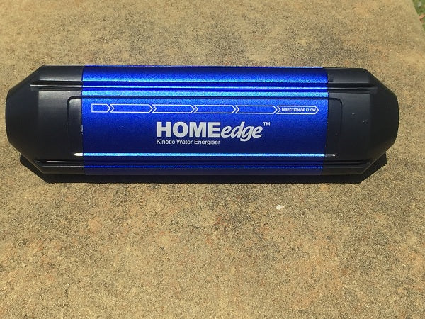 Home Edge Kinetic Water Energiser complete with connections