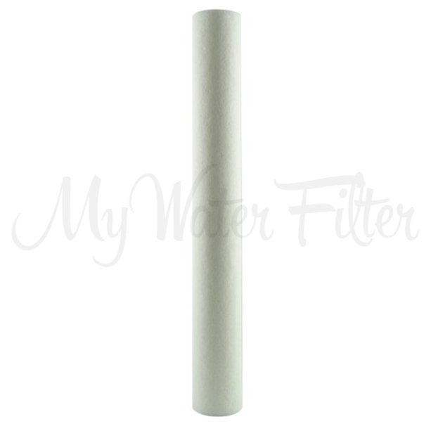 "5 Micron Polyspun Sediment Water Filter Replacement Cartridge 20"" x 2.5"" to suit Aquasana Whole House Water Filter"