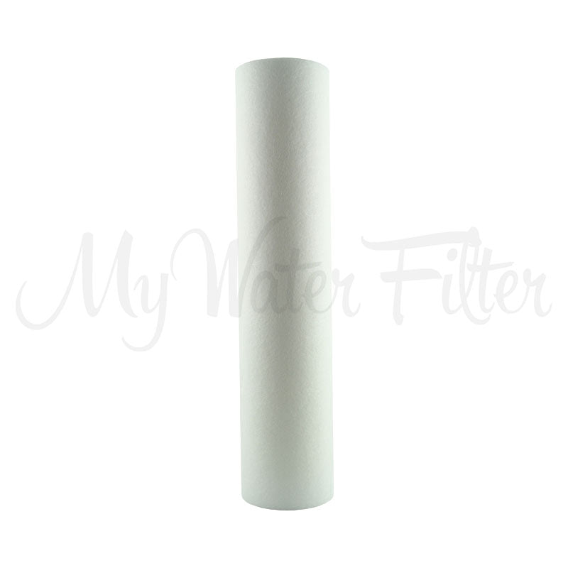 "50 Micron Polyspun Sediment Water Filter Replacement Cartridge 10"" x 2.5"""