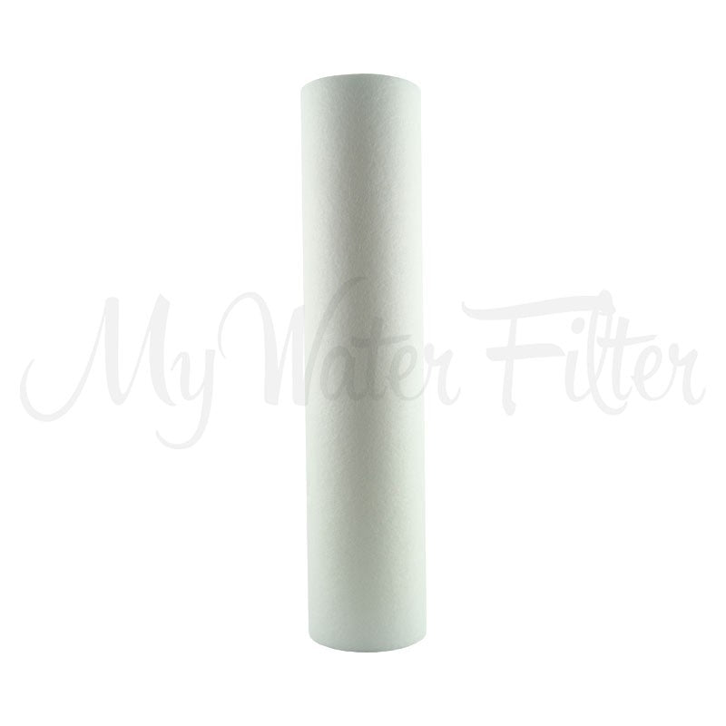 "5 Micron Polyspun Sediment Water Filter Replacement Cartridge 10"" x 2.5"" to suit Aquasana Whole House Water Filter"