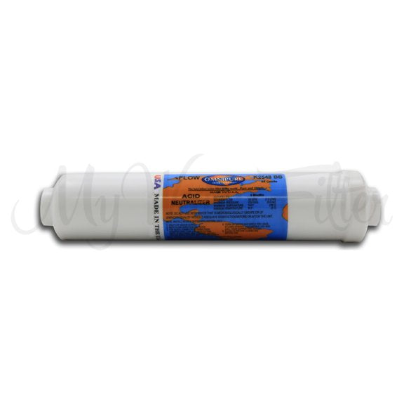 Inline Calcite K2548 B Water Filter Replacement Cartridge