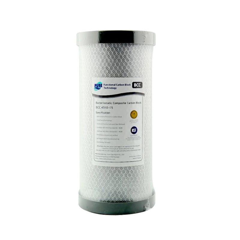 "Replacement Cartridge Pack for MWF 10"" x 4.5"" Twin Big Blue Whole House Rain Water Tank Filter System"