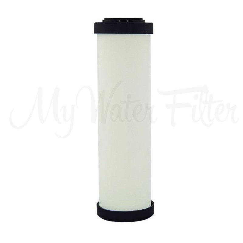 "Doulton Ultracarb 0.5 Micron 10"" Twin Under Sink City Water Filter System with Fluoride Removal"