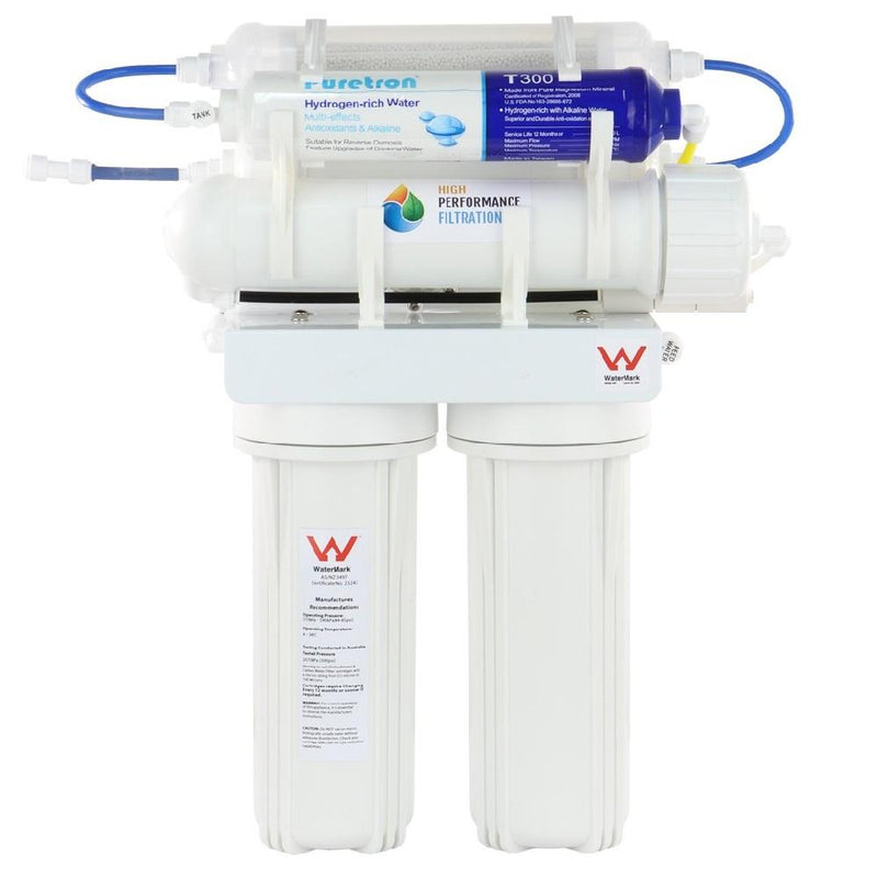HPF 7 Stage Reverse Osmosis Under Sink Water Filter System