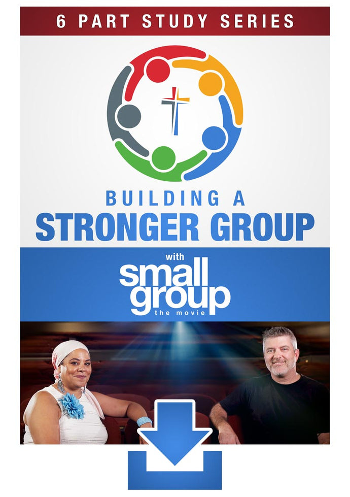 Building A Stronger Group - Study Series - Digital Copy