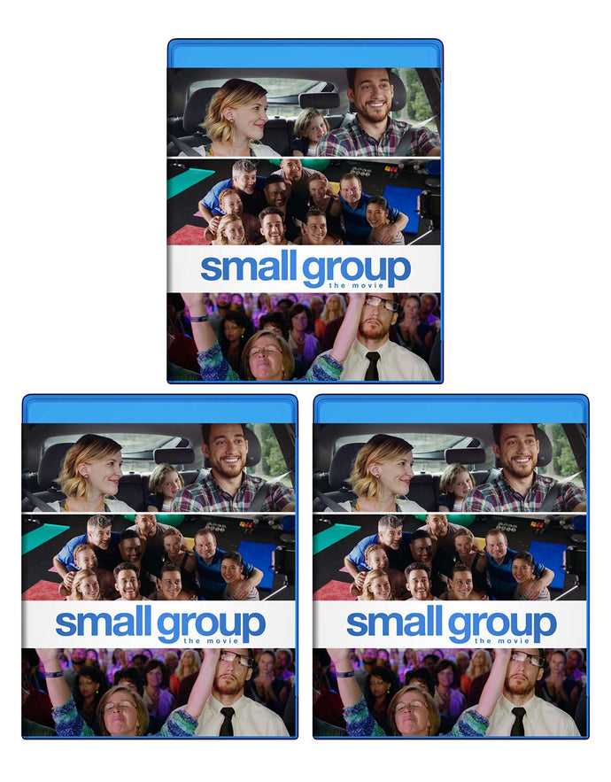 Small Group - Blu-ray 3-Pack