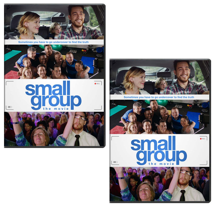 Small Group - DVD 2-Pack