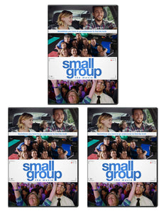 Small Group - DVD 3-Pack