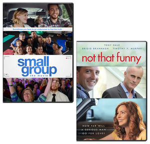 Small Group & Not That Funny - DVD 2-Pack