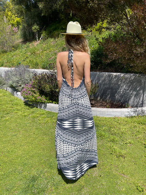 Wanderlust dress in Roaring 20's