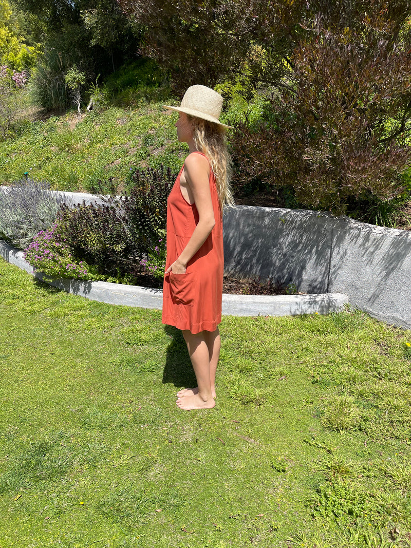 Summer Daze Dress in Riad