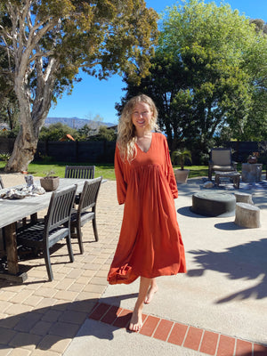 Getaway Dress in Riad