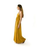 Capri Dress in Citrine