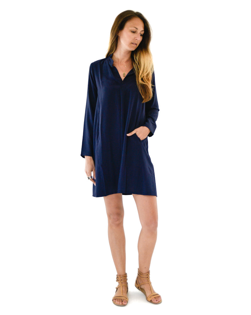 Rodkin Tunic in Navy