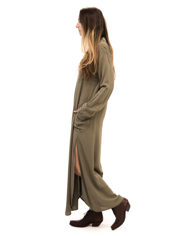 Marin Maxi in Olive