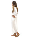 Marin Maxi in Off White