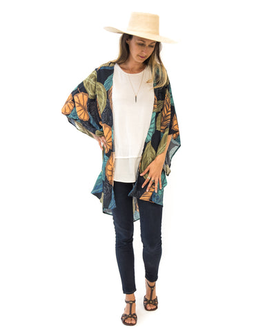 Byron Bay Kimono in Girl from Ipanema