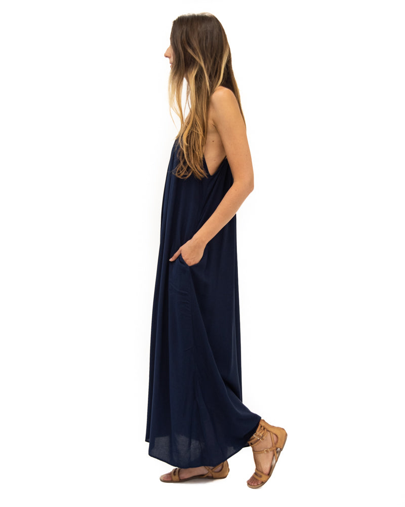 Eagle Dress In Navy