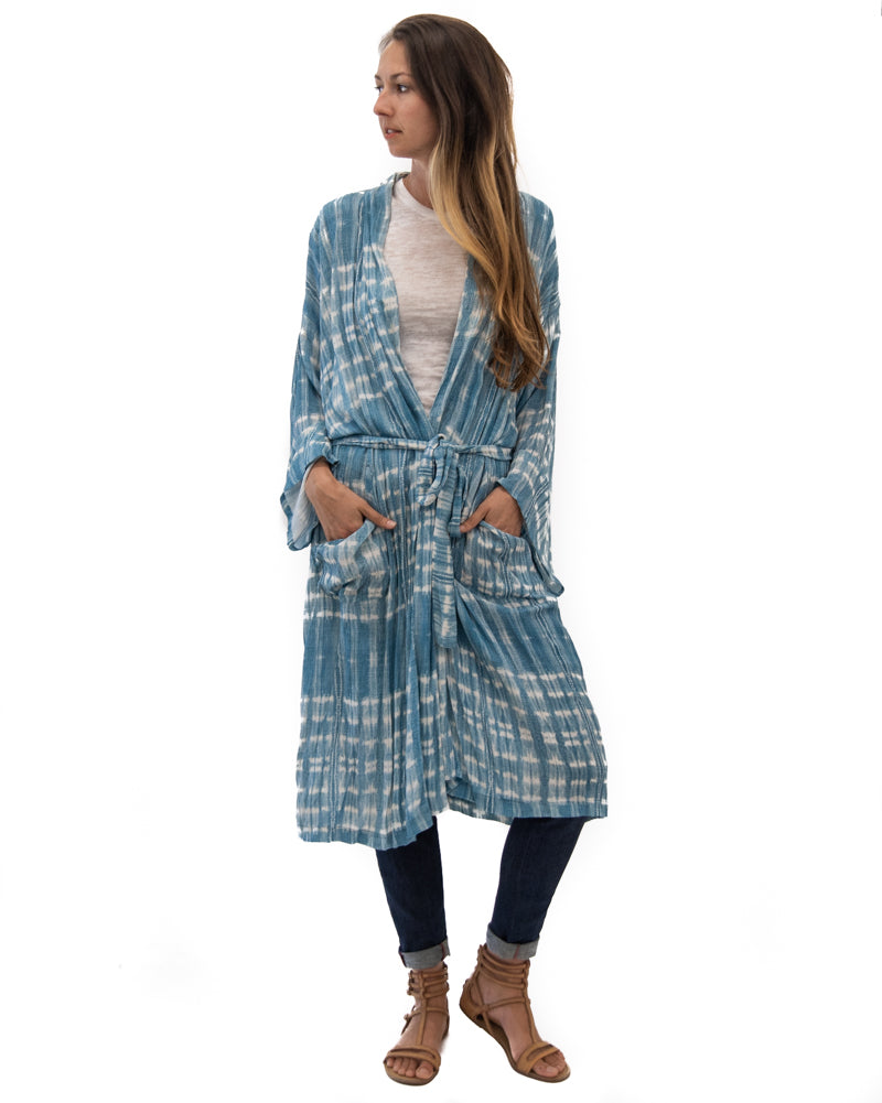 Lounge Robe in Flying High