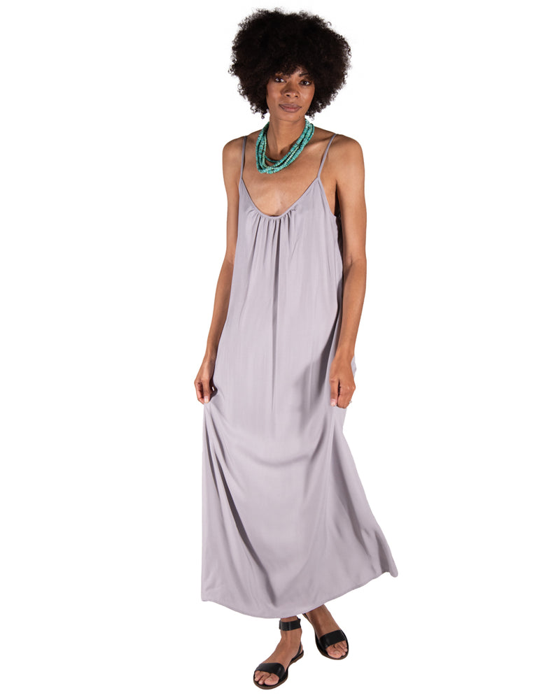 Long Perfect Dress in Mist