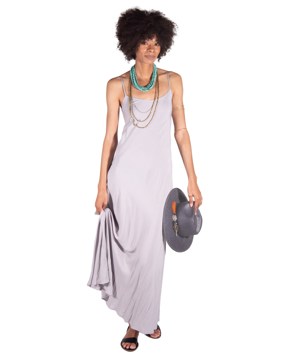 Deer Creek Dress in Mist