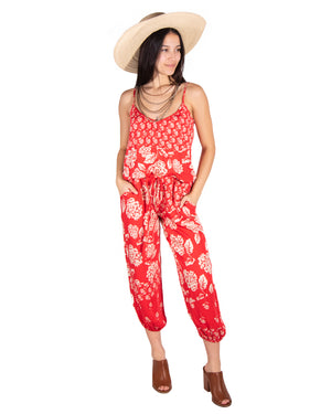 Claudette Jumpsuit in Spain