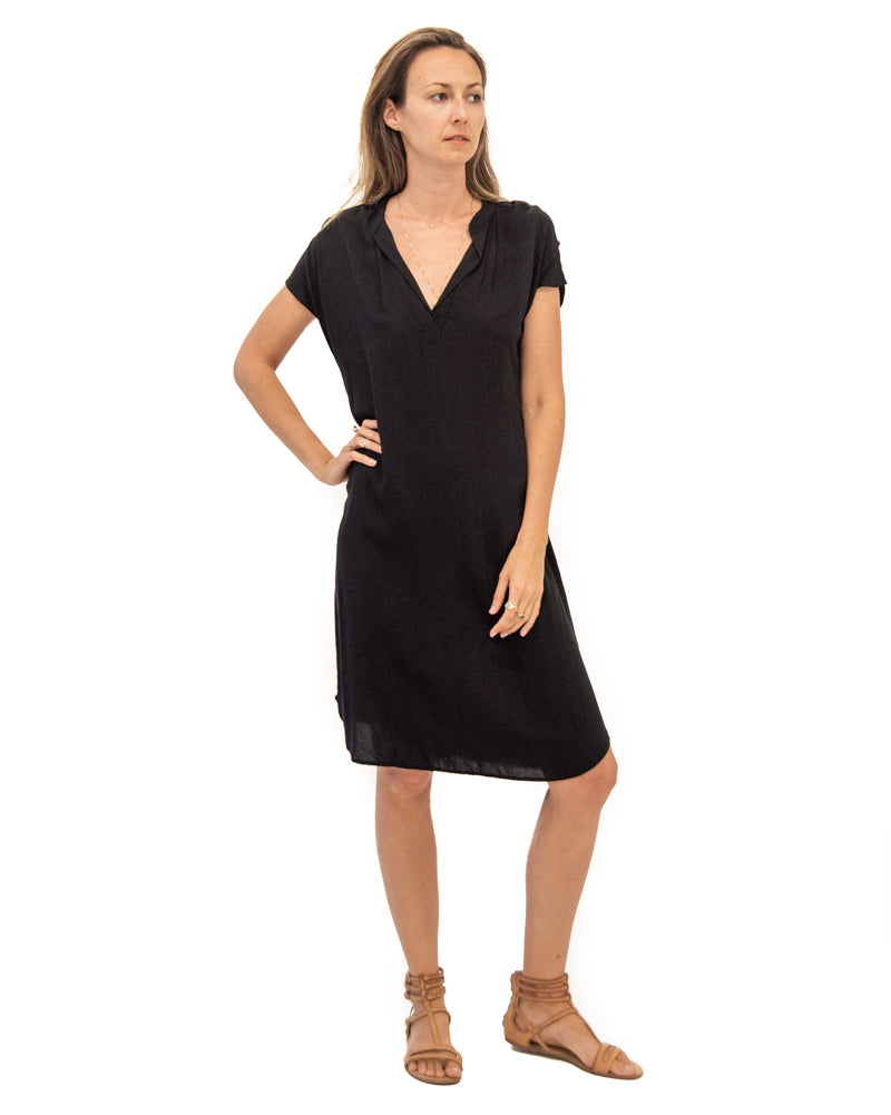 Travel Dress in Black