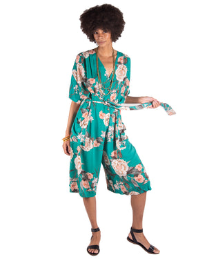 French Market Playsuit in Girl From Ipanema