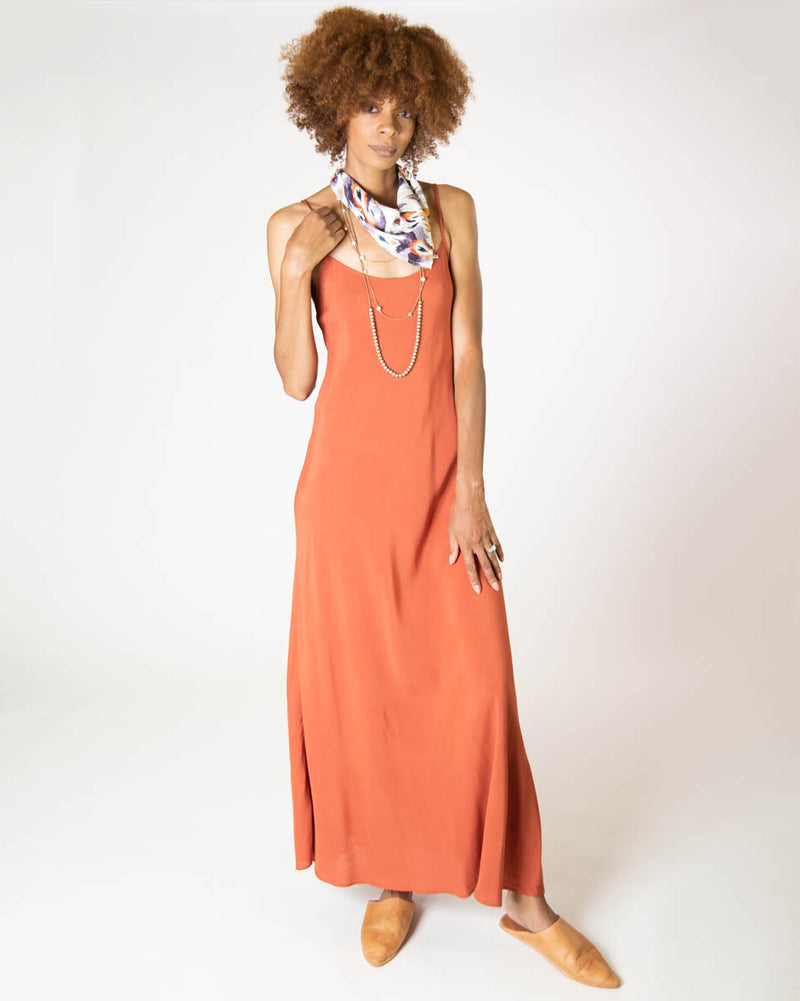 Deer Creek Dress in Riad