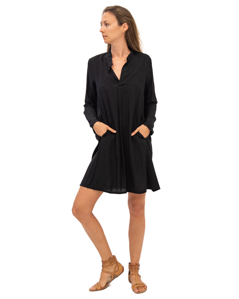 Rodkin Tunic in Black