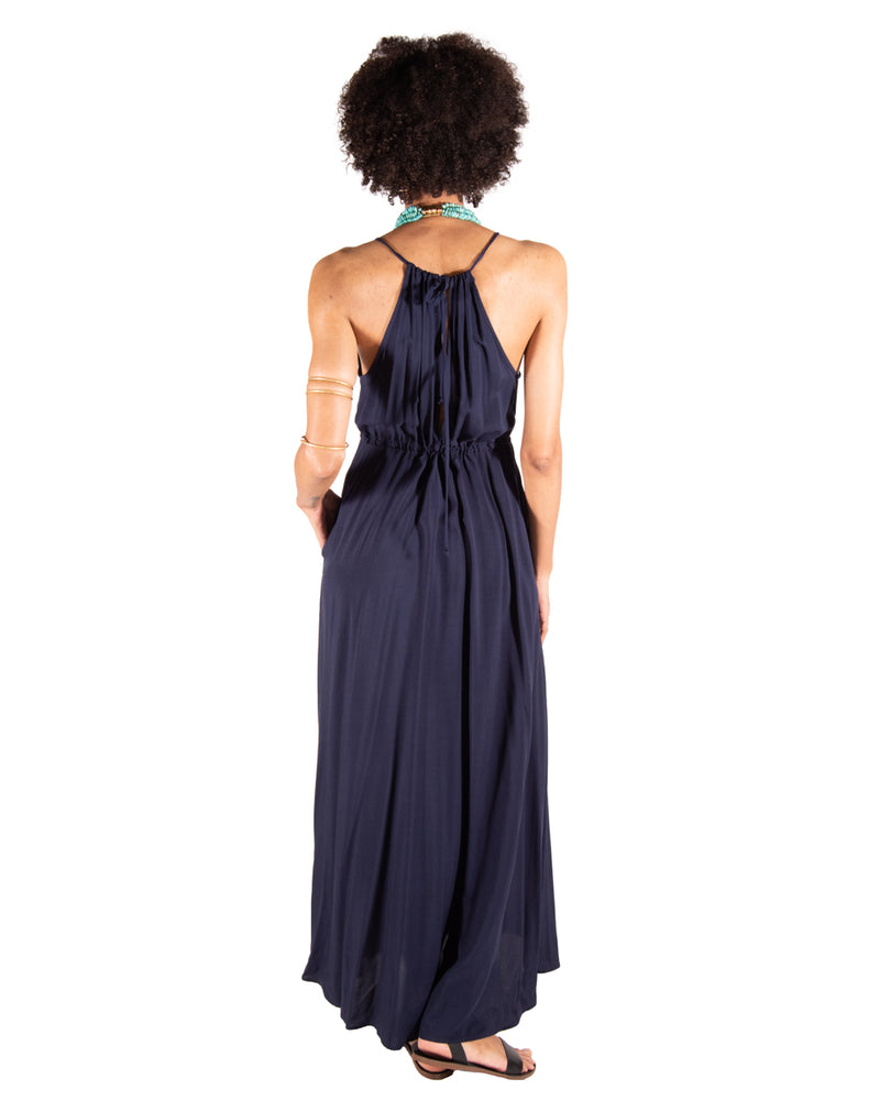 Capri Dress in Navy