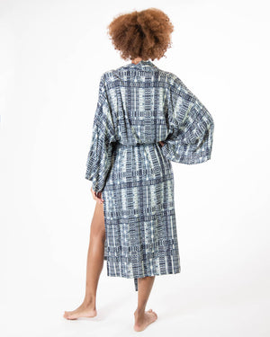 Lounge Robe in Take Me Everywhere