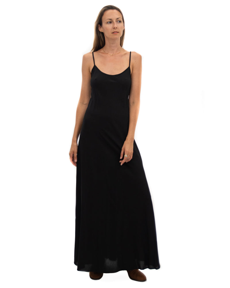 Deer Creek Dress in Black