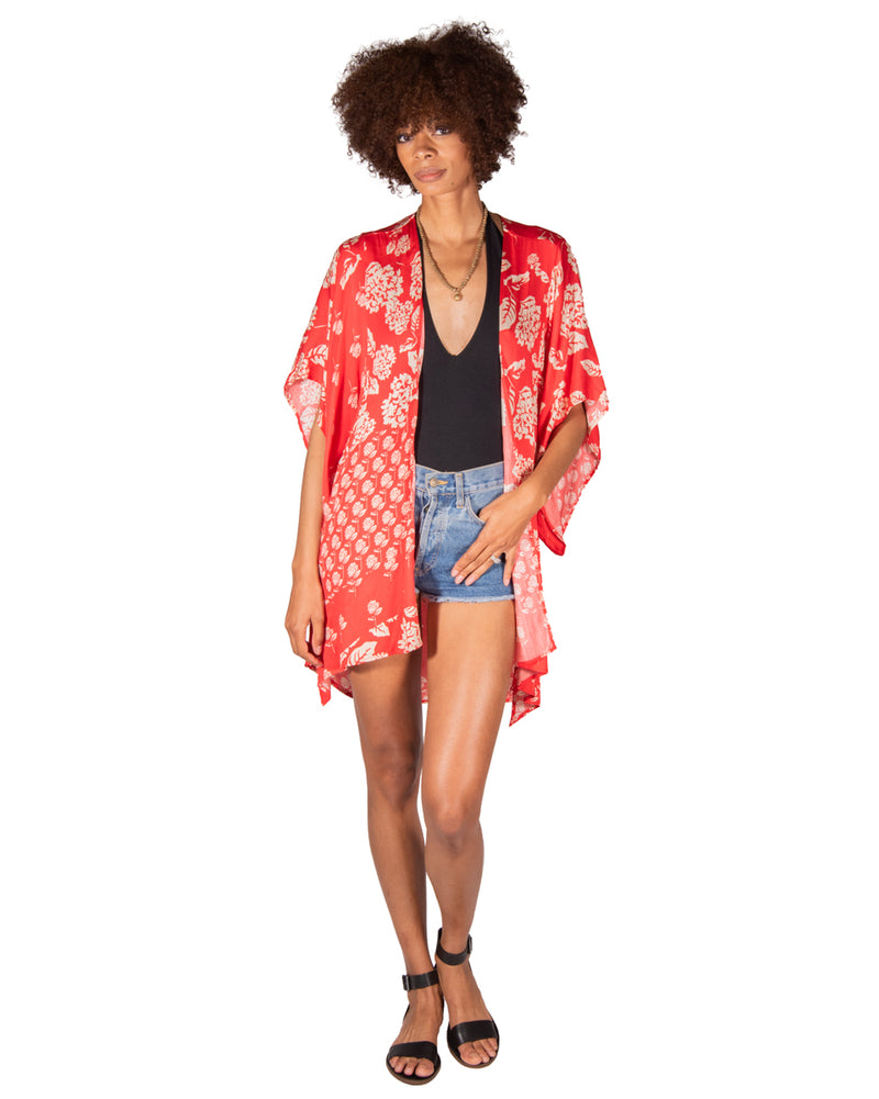 Moon Bliss Kimono in Spain