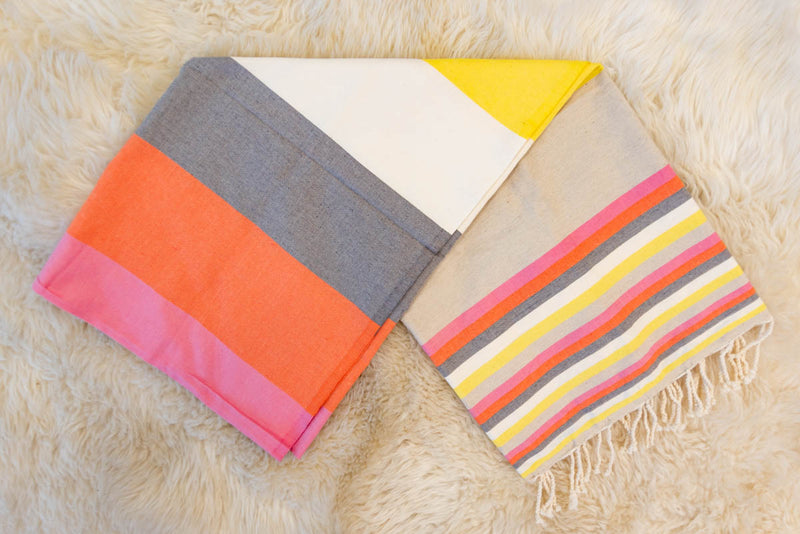 Copy of Turkish Towel in Sand