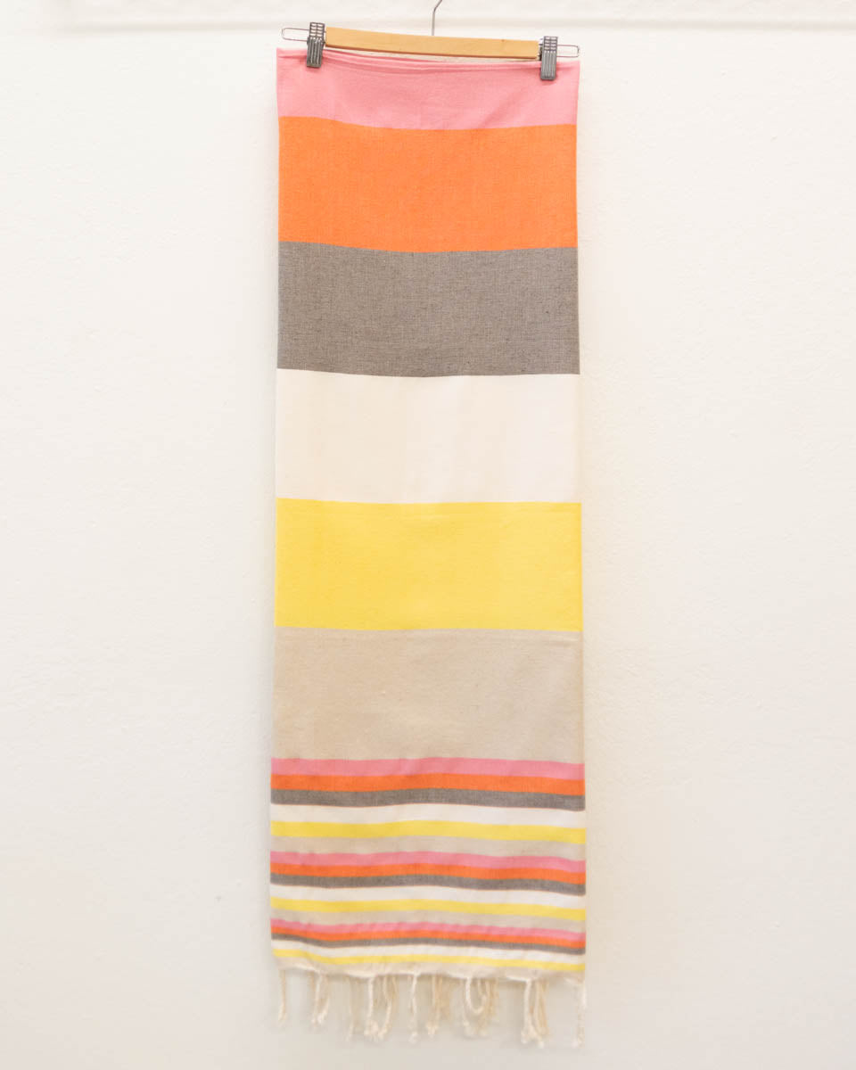 Turkish Towel in Blush