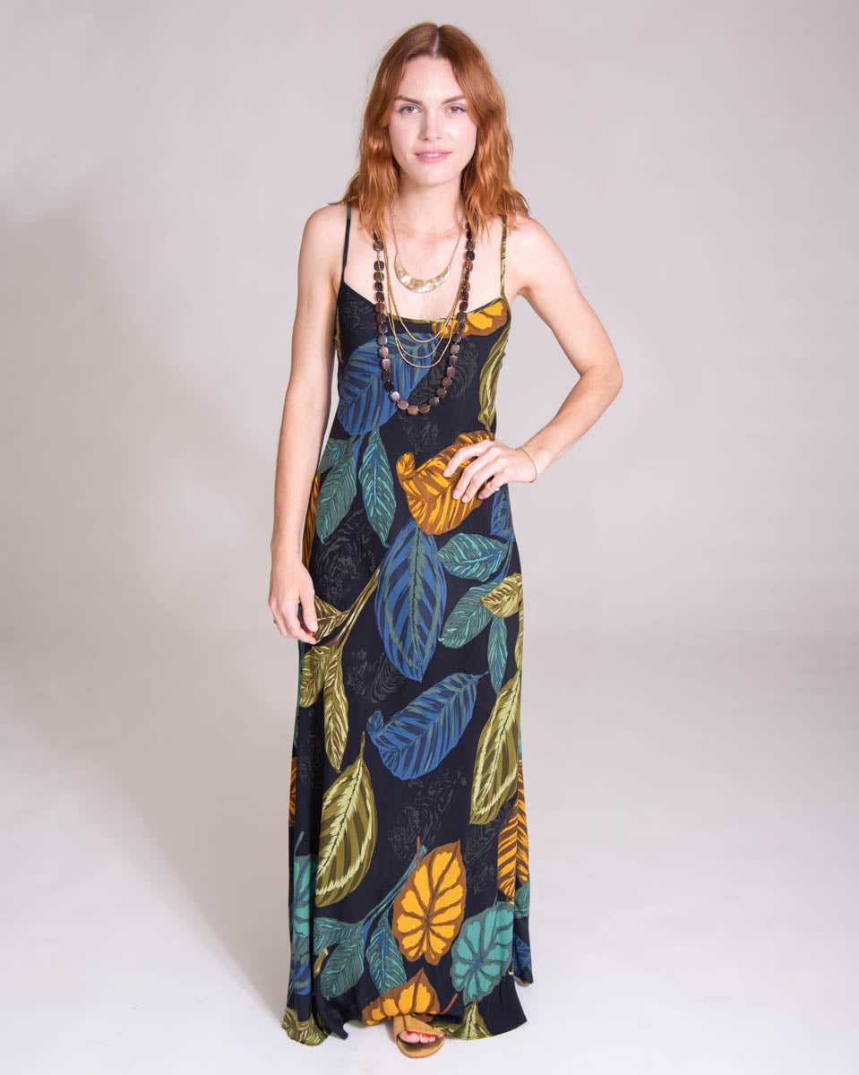 Deer Creek Dress in Live Wild
