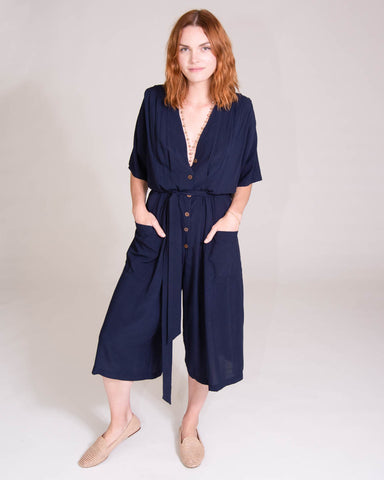 Sonoma Playsuit in Cornflower