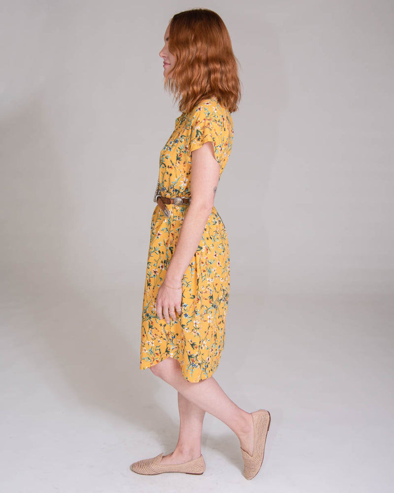 Travel Dress in Wildflower